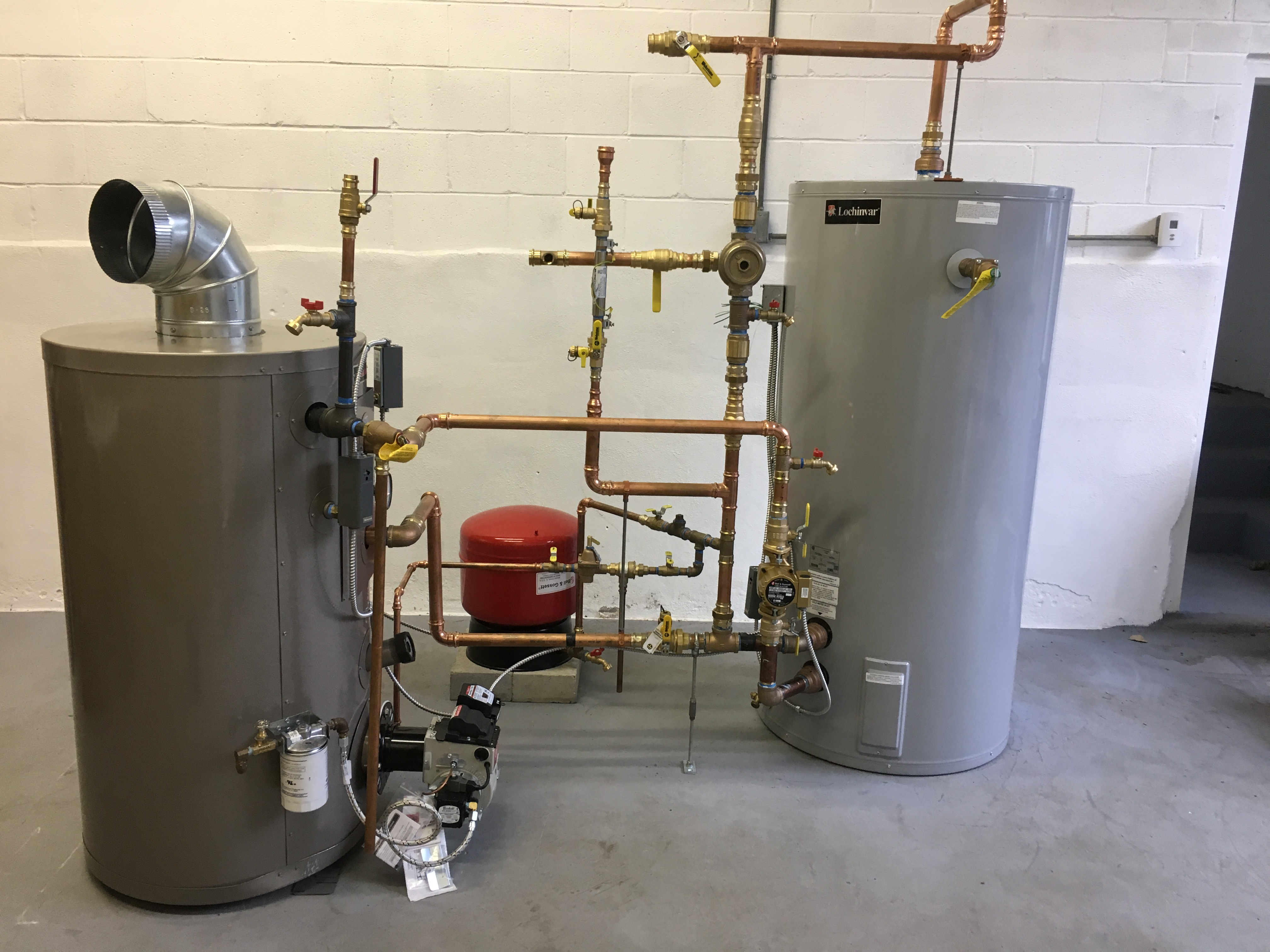 Gas Fired Water Heaters Commercial Best Water Heater 2018
