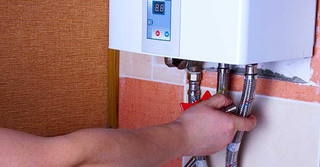 tankless water heater repair - water heater medic
